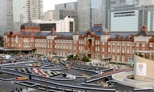 Tokyo Station,Marunouchi Chiyoda Ward,15 October 2012. Satoko Kawasaki photo.